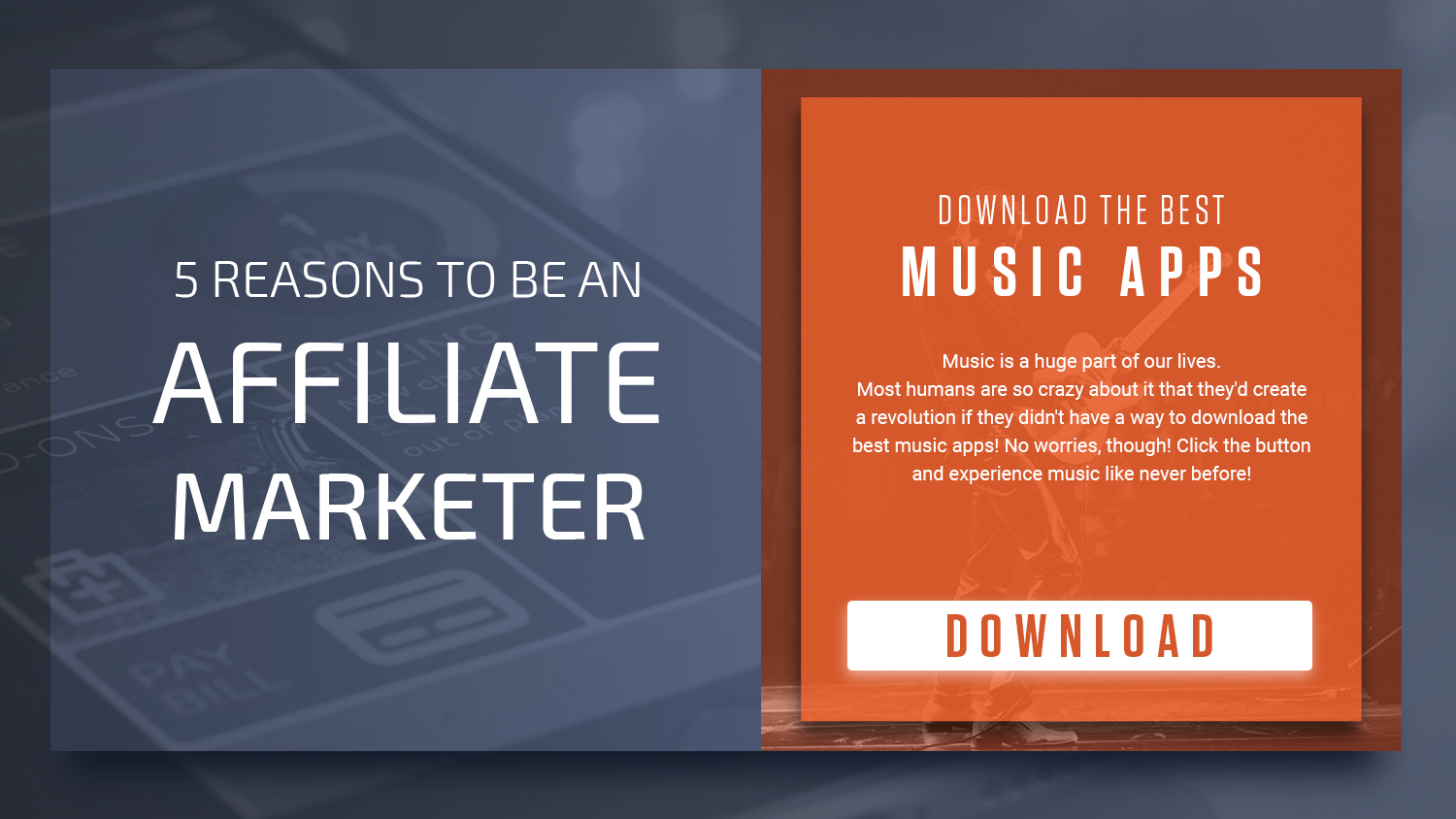 5 reasons to an start affiliate marketing business in 2017