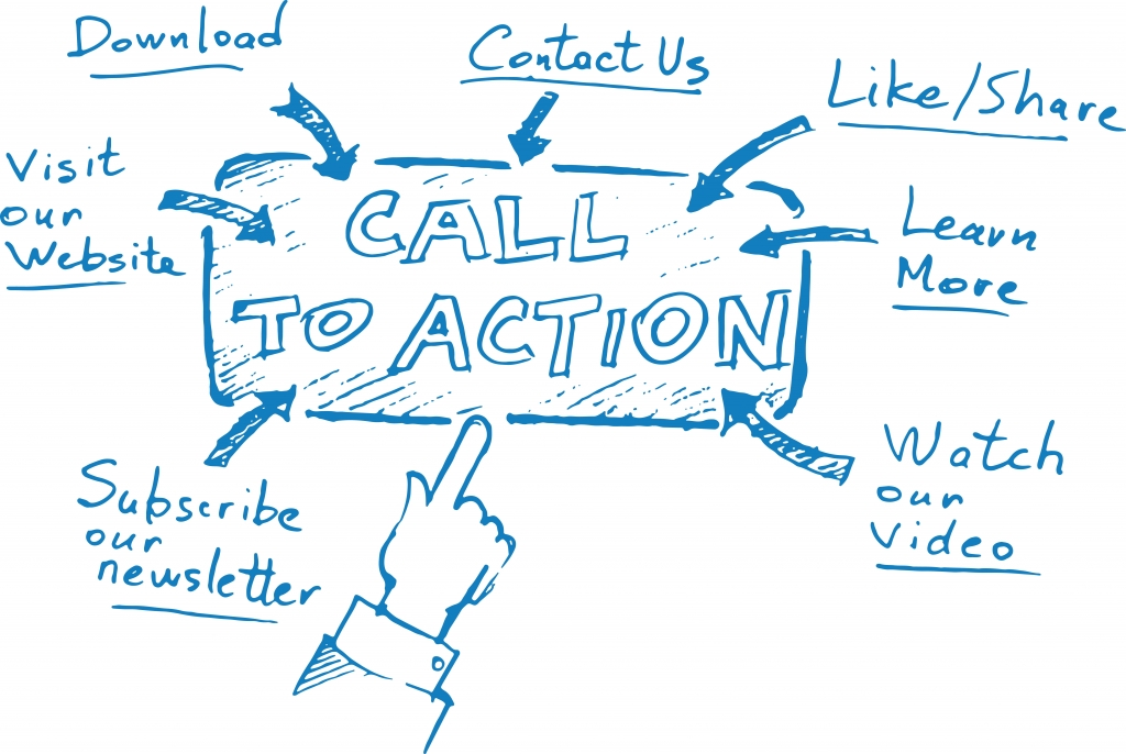 optimize your blog for seo with call to action