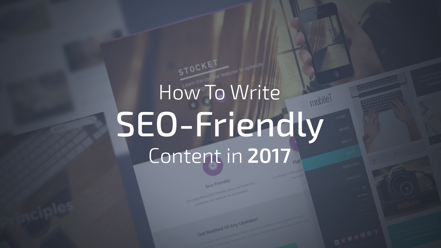 how to write seo-friendly content in 2017