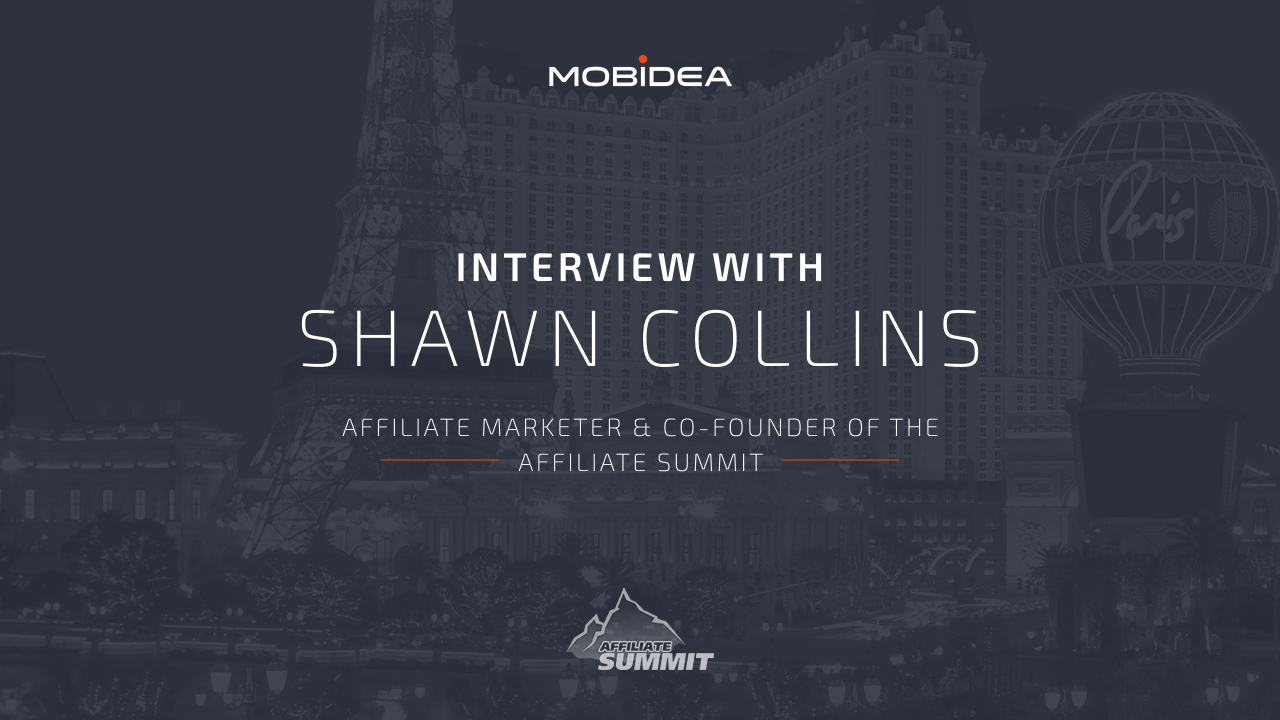 Affiliate Summit Co-Founder Shawn Collins Tells Everything!