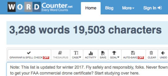 wordcounter for seo