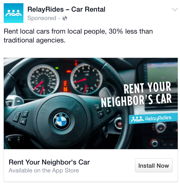 facebook ad headline 1